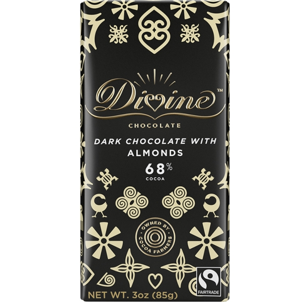 Choceur Dark Chocolate Covered Almonds 340g Bag